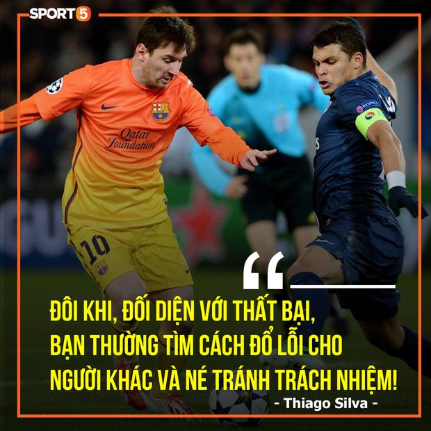 Sau cáo buộc LĐBĐ Nam Mỹ tham nhũng, Messi bị hàng loạt ngôi sao Brazil công kích - Ảnh 1.