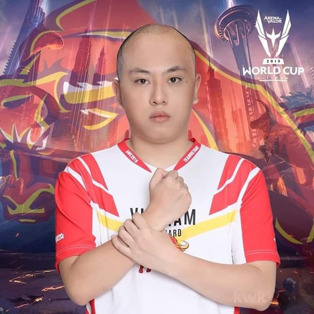 PS Man chơi lớn: Tuyên bố cạo trọc đầu trước thềm đại chiến Đài Bắc Trung Hoa - Ảnh 4.