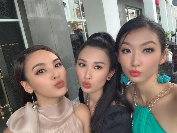 Choáng với màn giảm cân của cựu thí sinh Hoa khôi Áo dài tại Miss World Việt Nam 2019! - Ảnh 1.