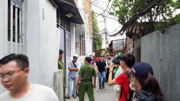 Nóng: Nghi án nữ sinh viên 19 tuổi bị sát hại ở Sài Gòn, cơ thể có nhiều vết thương  - Ảnh 1.