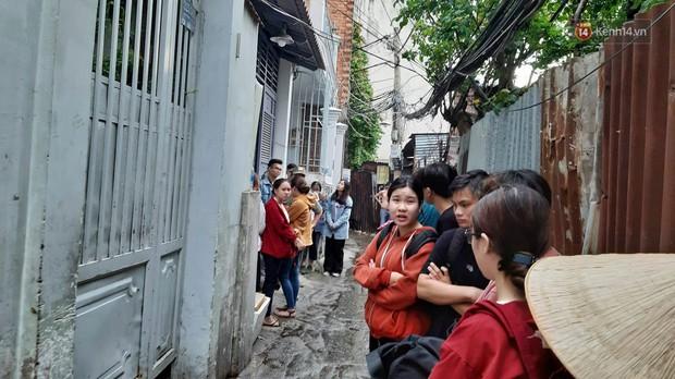 Bạn bè bàng hoàng, khóc thương nữ sinh viên nghi bị bạn trai sát hại trong phòng trọ ở Sài Gòn - Ảnh 4.