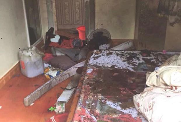 Sơn La: Thiếu phụ bị người tình khoá cửa tẩm xăng thiêu chết do mâu thuẫn tình cảm, mẹ và 2 con nhỏ bị bỏng nặng - Ảnh 1.