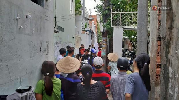 Bạn bè bàng hoàng, khóc thương nữ sinh viên nghi bị bạn trai sát hại trong phòng trọ ở Sài Gòn - Ảnh 3.