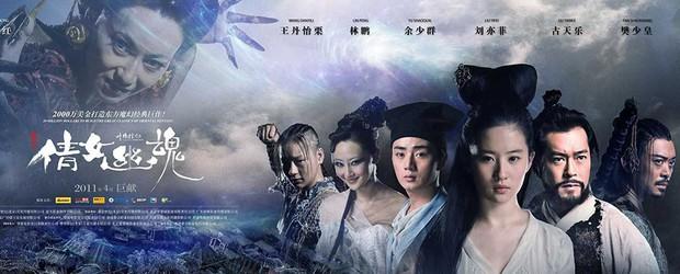 9 phim làm nên thương hiệu nữ hoàng của những bình bông Lưu Diệc Phi, đến Mulan vẫn không cứu nổi? - Ảnh 9.