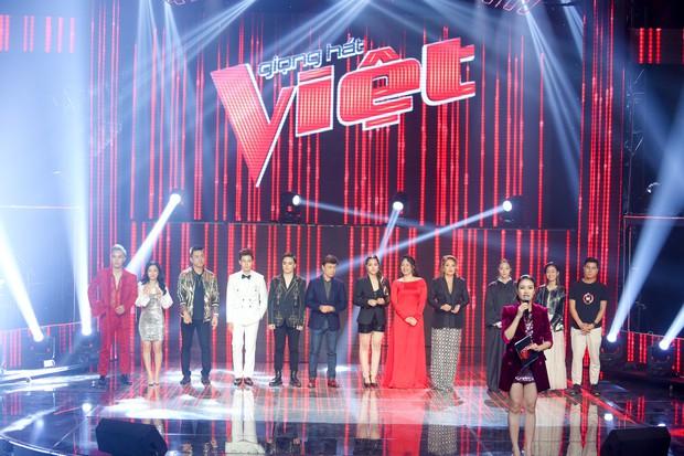 Giọng hát Việt: Bích Tuyết khoe giọng bên Nàng tiên cá Hải Triều - Ảnh 2.
