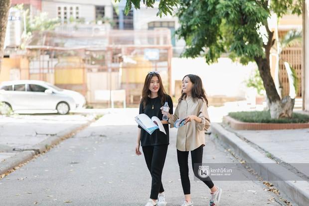 Nữ sinh con lai Việt Nga có cái tên lạ gây náo loạn tại cổng trường thi vào Học viện báo chí vì quá xinh xắn và đáng yêu - Ảnh 6.