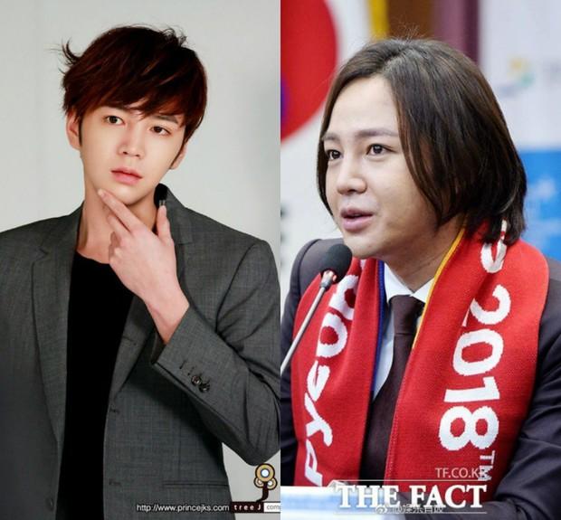 Những lần sao Hàn khiến fan phát hoảng vì nhan sắc tuột dốc không phanh: Người tăng cân quá đà, kẻ lạm dụng dao kéo - Ảnh 4.