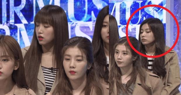 Gật gà gật gù ngay trên sóng truyền hình Nhật Bản nhưng cớ sao IZ*ONE lại khiến netizen vừa thương vừa buồn cười? - Ảnh 3.