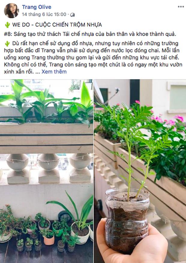 """Dàn KOLs và sao Việt là """"bàn tay vàng trong làng trộm nhựa"""" với bảng thành tích ấn tượng sau chuỗi thử thách 30 ngày, xuất sắc vậy rồi ai """"chơi lại""""? - Ảnh 10."""