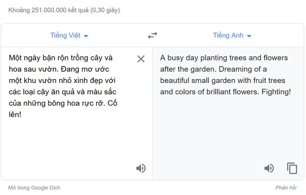 Thể hiện trình tiếng Anh, Phạm Hương bị netizen bóc mẽ dùng Google dịch, phải xoá ngay status vì sai ngữ pháp - Ảnh 3.