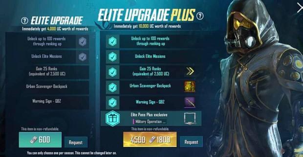 PUBG Mobile: Hé lộ phần thưởng Royale Pass mùa 8 gồm set skin chủ đề Đại dương xanh - Ảnh 2.