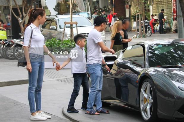 Gia tài khủng của vợ chồng Cường Đô La - Đàm Thu Trang khi về một nhà sau đám cưới - Ảnh 2.