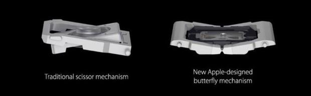 Giải ngố về bàn phím tai tiếng nhất lịch sử Apple: vì sao có tên cánh bướm? - Ảnh 4.