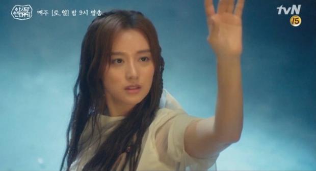 Kim Ji Won chính thức trở thành mẹ thiên hạ bằng điệu nhảy bà tổ Kpop trong Arthdal Niên Sử Kí tập 12 - Ảnh 3.