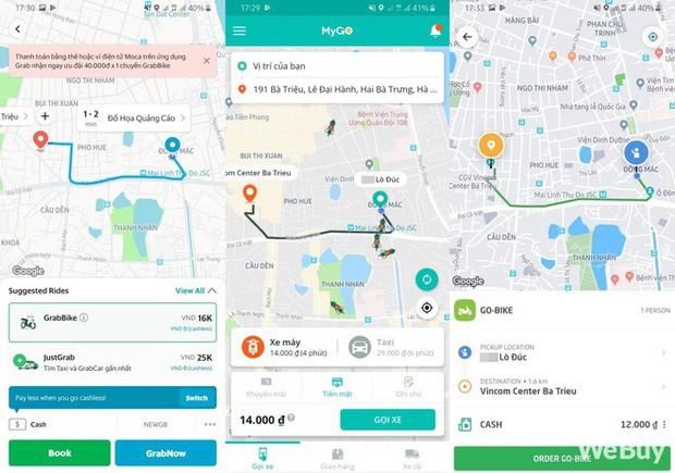 Dùng thử app gọi xe MyGo của Viettel: Giá vừa phải, rất nhiều xe hiện lên nhưng gọi không được, khuyến mãi quá ít? - Ảnh 4.
