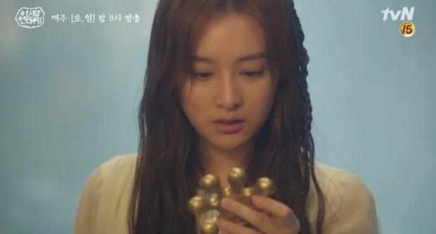 Kim Ji Won chính thức trở thành mẹ thiên hạ bằng điệu nhảy bà tổ Kpop trong Arthdal Niên Sử Kí tập 12 - Ảnh 4.