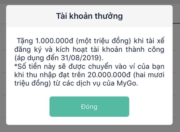 Dùng thử app gọi xe MyGo của Viettel: Giá vừa phải, rất nhiều xe hiện lên nhưng gọi không được, khuyến mãi quá ít? - Ảnh 6.