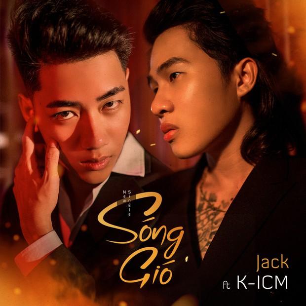 """Sau Hồng Nhan - Bạc Phận, cơn bão trăm triệu views Jack & K-ICM tung teaser gây """"Sóng Gió"""" Vpop - Ảnh 4."""
