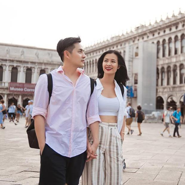 4 cặp vợ chồng du lịch nhiều nhất showbiz Việt: Ông Cao Thắng từng nắm tay Đông Nhi chu du khắp nơi trước khi chính thức ngỏ lời cầu hôn! - Ảnh 8.