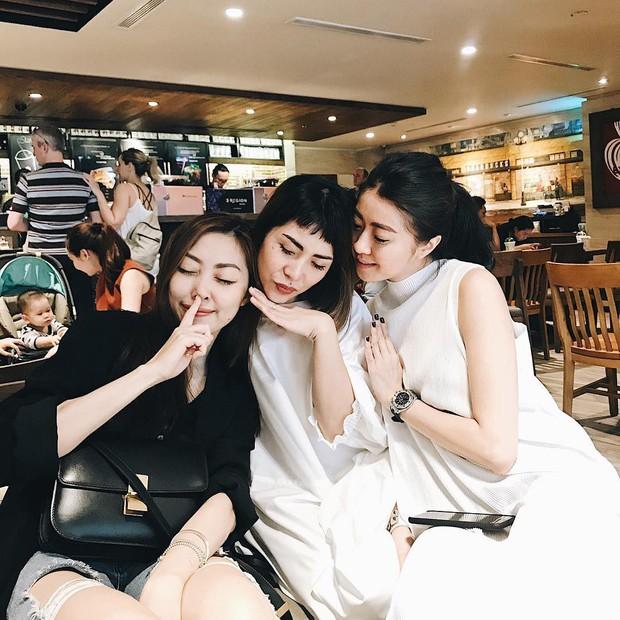 Hoá ra vợ sắp cưới của Thái Vũ siêu thân thiết với fashionista Lâm Thuý Nhàn, còn bị dụ nhanh nhanh có em bé - Ảnh 4.
