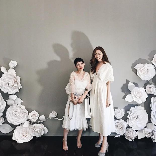 Hoá ra vợ sắp cưới của Thái Vũ siêu thân thiết với fashionista Lâm Thuý Nhàn, còn bị dụ nhanh nhanh có em bé - Ảnh 3.