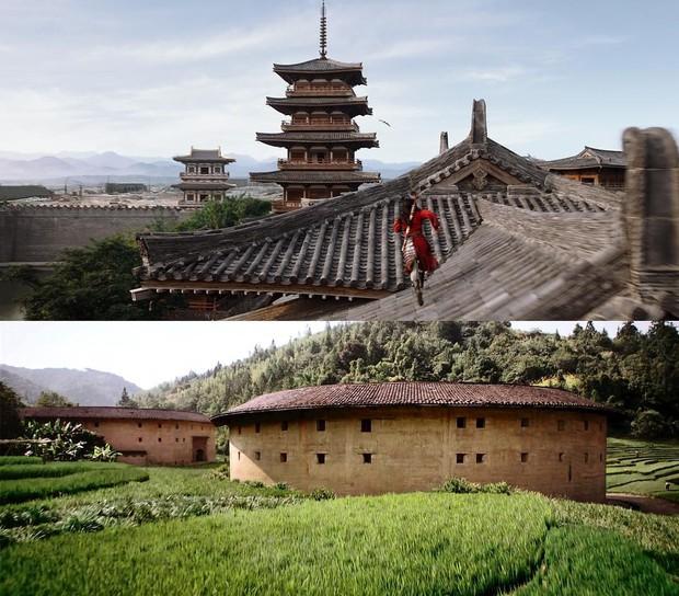 Nhìn Mulan Lưu Diệc Phi đánh võ, bỗng dưng Triệu Vy bị gọi hồn cùng một loạt tranh cãi - Ảnh 4.