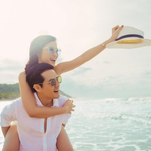 Đông Nhi tự nhận mình là ocean girl khi đi du lịch, fan tò mò không biết có khi nào anh chị làm đám cưới ở biển luôn hông ta? - Ảnh 3.