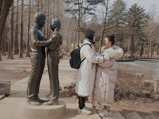 4 cặp vợ chồng du lịch nhiều nhất showbiz Việt: Ông Cao Thắng từng nắm tay Đông Nhi chu du khắp nơi trước khi chính thức ngỏ lời cầu hôn! - Ảnh 3.