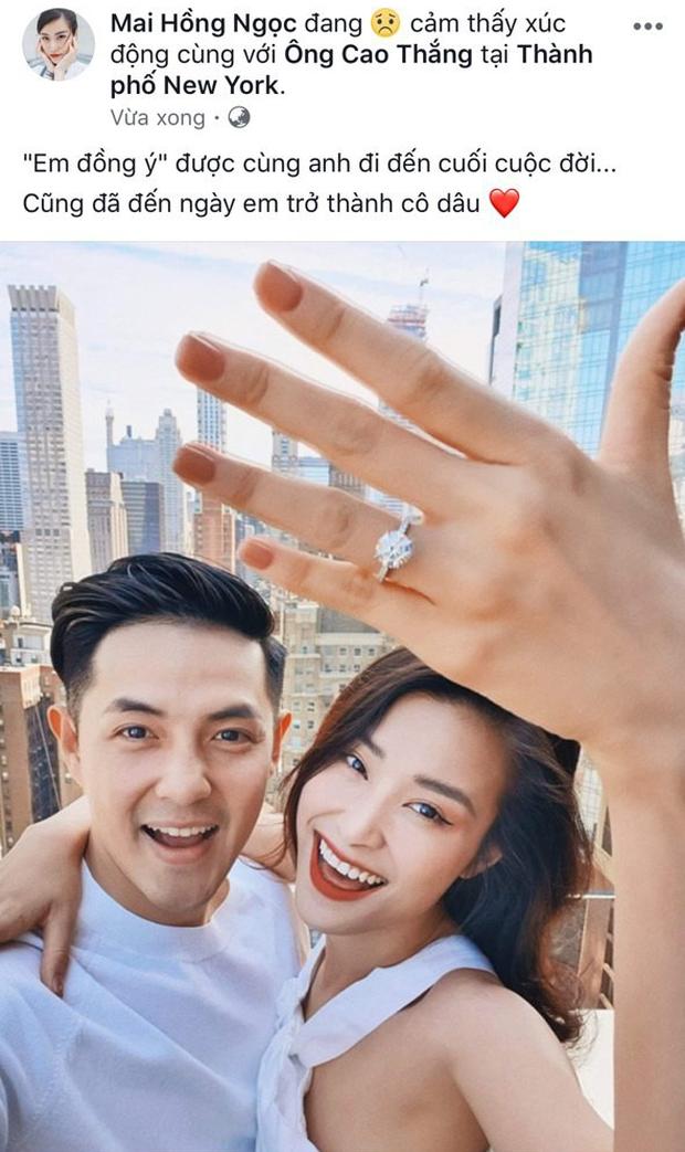 Đông Nhi từng ngượng ngùng cầu hôn cô dâu Ông Cao Thắng trên show - Ảnh 1.