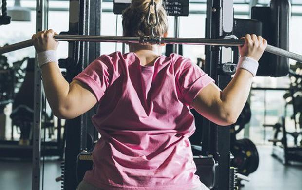 Cách tập luyện ít tốn thời gian triệt tiêu 32% loại mỡ chết người - Ảnh 1.