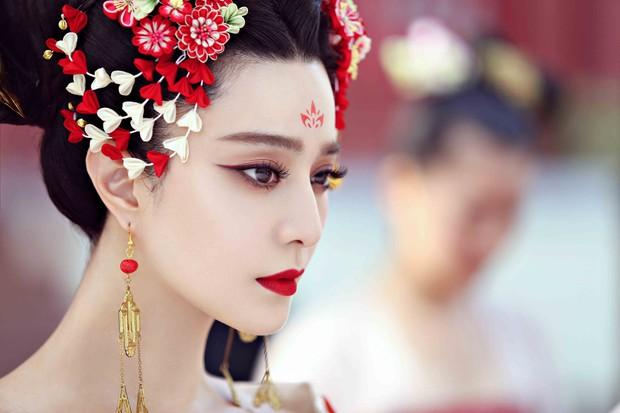 Tìm ra nguyên gốc tạo hình của Mulan Lưu Diệc Phi: Phạm Băng Băng cũng từng bắt trend nhưng lại xinh như mộng - Ảnh 5.