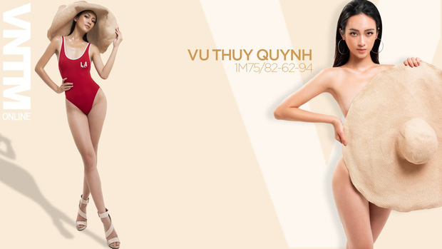 Bỏng mắt với hình thể của dàn thí sinh nữ tranh chiếc vé đầu tiên vào nhà chung Vietnams Next Top Model 2019 - Ảnh 7.