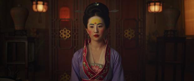 Tìm ra nguyên gốc tạo hình của Mulan Lưu Diệc Phi: Phạm Băng Băng cũng từng bắt trend nhưng lại xinh như mộng - Ảnh 1.