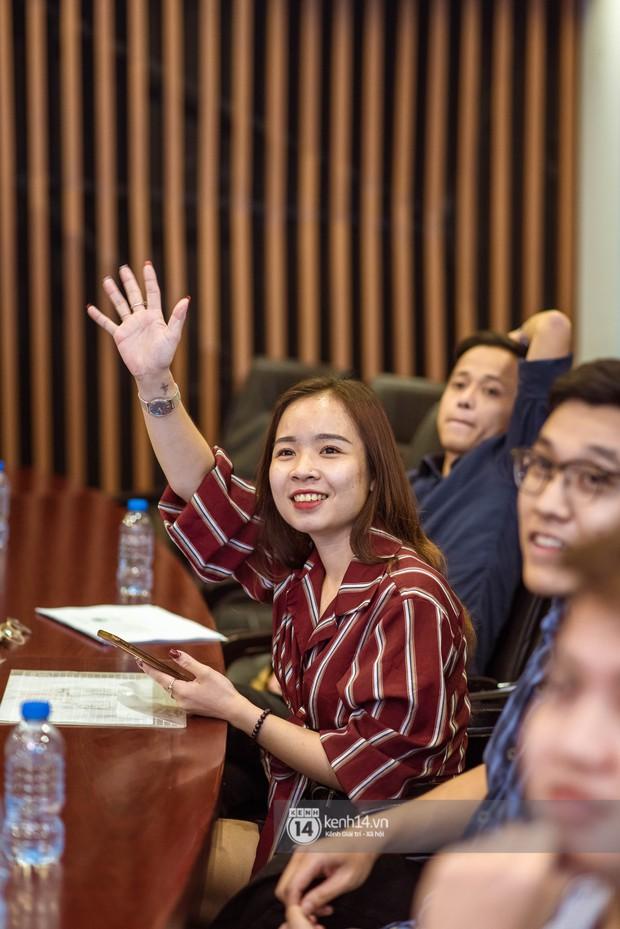 Kinh nghiệm nhiều nhất Top 10 Here We Go 2019 nhưng food blogger Trang Nhím Tròn vẫn cực cẩn trọng với điều này ở các thí sinh khác - Ảnh 2.