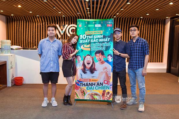Kinh nghiệm nhiều nhất Top 10 Here We Go 2019 nhưng food blogger Trang Nhím Tròn vẫn cực cẩn trọng với điều này ở các thí sinh khác - Ảnh 1.