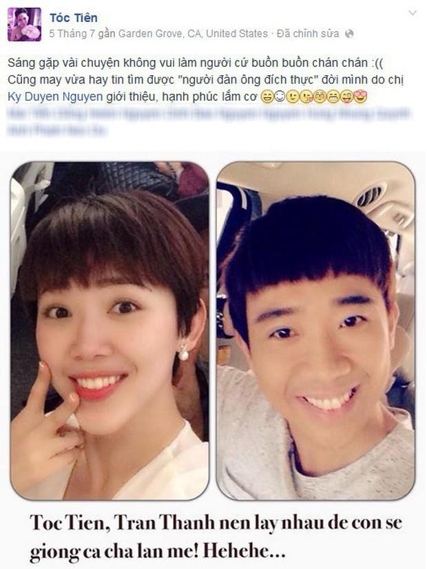 Nhận Tóc Tiên là em gái sinh đôi, Trấn Thành liền bị BB Trần phũ: Anh trông... gấp đôi thì có! - Ảnh 1.