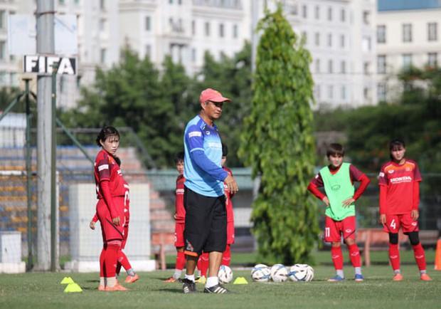 U15 Việt Nam tập buổi đầu tiên tại Nhật Bản, đội tuyển nữ đón tin vui từ các cầu thủ trụ cột - Ảnh 3.