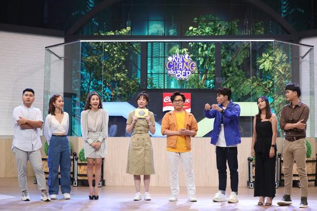 Jun Phạm ra sức phá hoại đối thủ Tường Vy trong show nấu ăn - Ảnh 2.