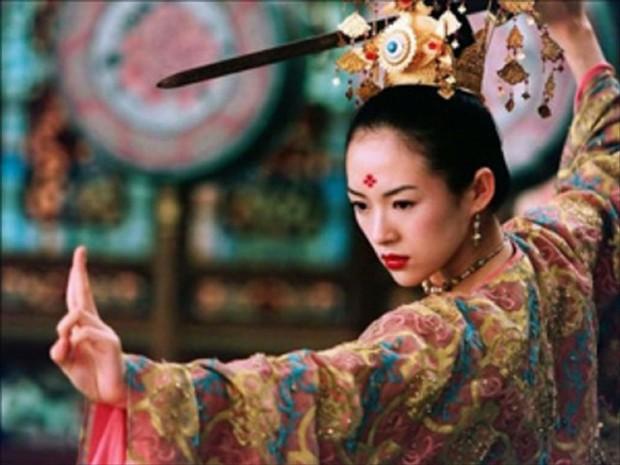 Tìm ra nguyên gốc tạo hình của Mulan Lưu Diệc Phi: Phạm Băng Băng cũng từng bắt trend nhưng lại xinh như mộng - Ảnh 6.