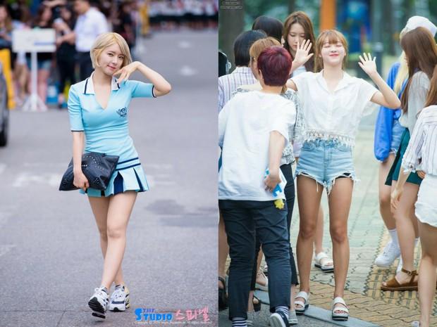 Các cặp mỹ nhân Hàn có cùng chiều cao nhưng tỷ lệ cơ thể trái ngược: Lee Hyori đọ với Lisa, nữ thần Eugene sốc nhất - Ảnh 11.