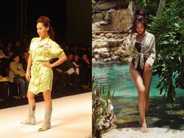 Các cặp mỹ nhân Hàn có cùng chiều cao nhưng tỷ lệ cơ thể trái ngược: Lee Hyori đọ với Lisa, nữ thần Eugene sốc nhất - Ảnh 13.
