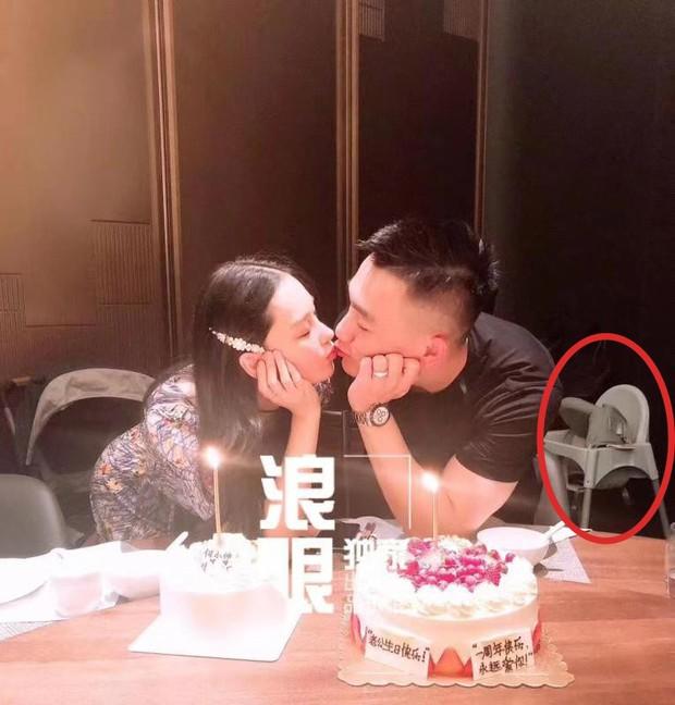 Tình địch Phạm Băng Băng Trương Hinh Dư tổ chức sinh nhật ngọt ngào cho ông xã nhưng đặc biệt nhất khi hé lộ 2 chi tiết - Ảnh 5.