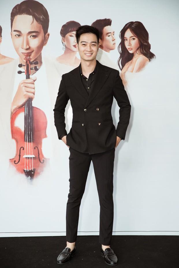 Nghệ sĩ violin Hoàng Rob giới thiệu đĩa than mới, quy tụ dàn nghệ sĩ khách mời Hà Trần, Thu Phương, Quang Dũng, Đức Phúc,.. cùng góp giọng - Ảnh 9.
