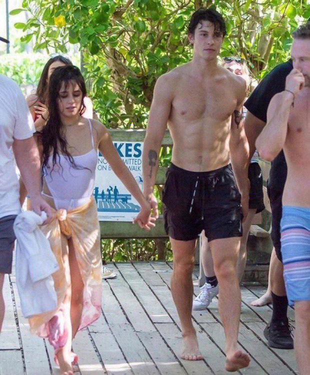 Rõ mồn một loạt cảnh dàn dựng diễn trò yêu Shawn và Camila: Thuê nhiếp ảnh theo nhằm PR trắng trợn - Ảnh 6.