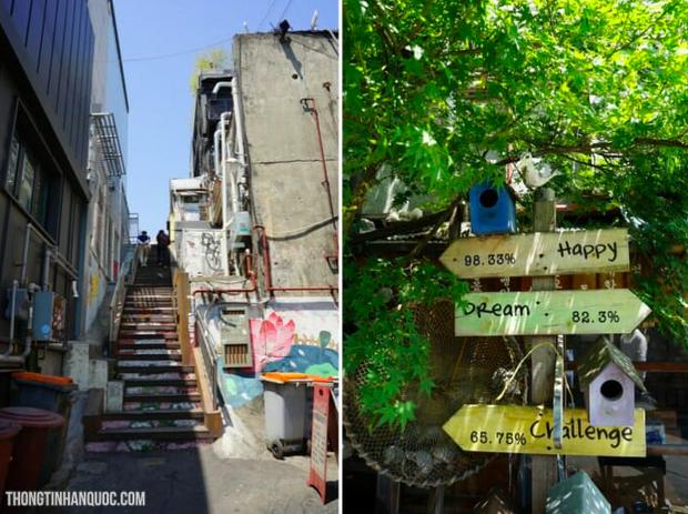 Giữa lòng thủ đô Seoul, Hàn Quốc có một con phố mang tên Việt Nam Quy Nhơn, ở ngay gần Cộng Cà phê - Ảnh 6.