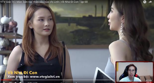 Youtuber ViruSs khoái chí khi nghe đoạn chửi Tuesday trong Về nhà đi con, khuyên chị em nên nhẫn nhịn khi chồng ngoại tình - Ảnh 2.