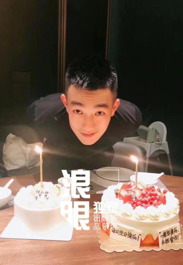 Tình địch Phạm Băng Băng Trương Hinh Dư tổ chức sinh nhật ngọt ngào cho ông xã nhưng đặc biệt nhất khi hé lộ 2 chi tiết - Ảnh 2.
