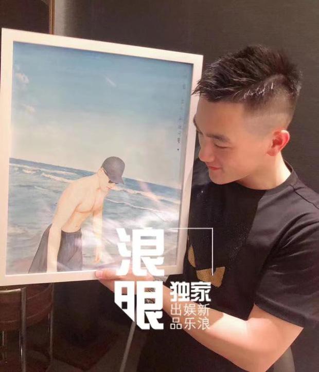 Tình địch Phạm Băng Băng Trương Hinh Dư tổ chức sinh nhật ngọt ngào cho ông xã nhưng đặc biệt nhất khi hé lộ 2 chi tiết - Ảnh 3.