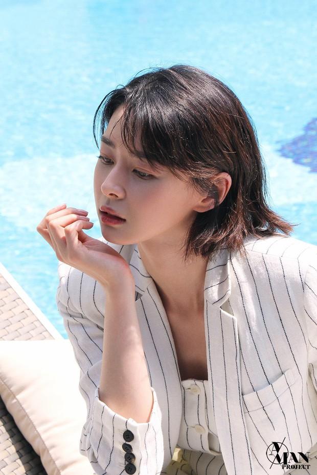 Chân dài Kpop thành tình tin đồn mới của Lee Jong Suk: Quá đẹp, body bốc lửa nhưng sự nghiệp sao lại lận đận thế này? - Ảnh 2.