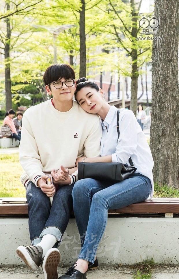 Nàng thơ được Lee Jong Suk theo đuổi như tổng tài: Mỹ nhân đóng toàn phim hot, tình cũ màn ảnh của Ji Chang Wook - Ảnh 7.
